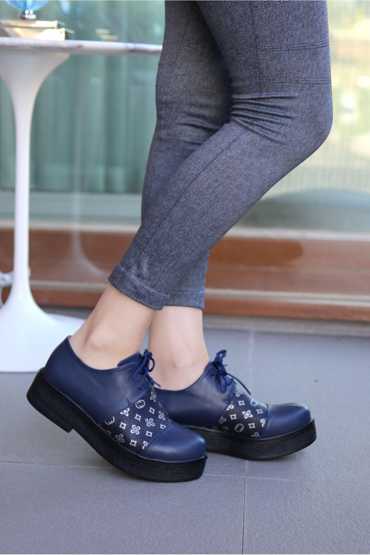 POLO Mavi Ayakkabı