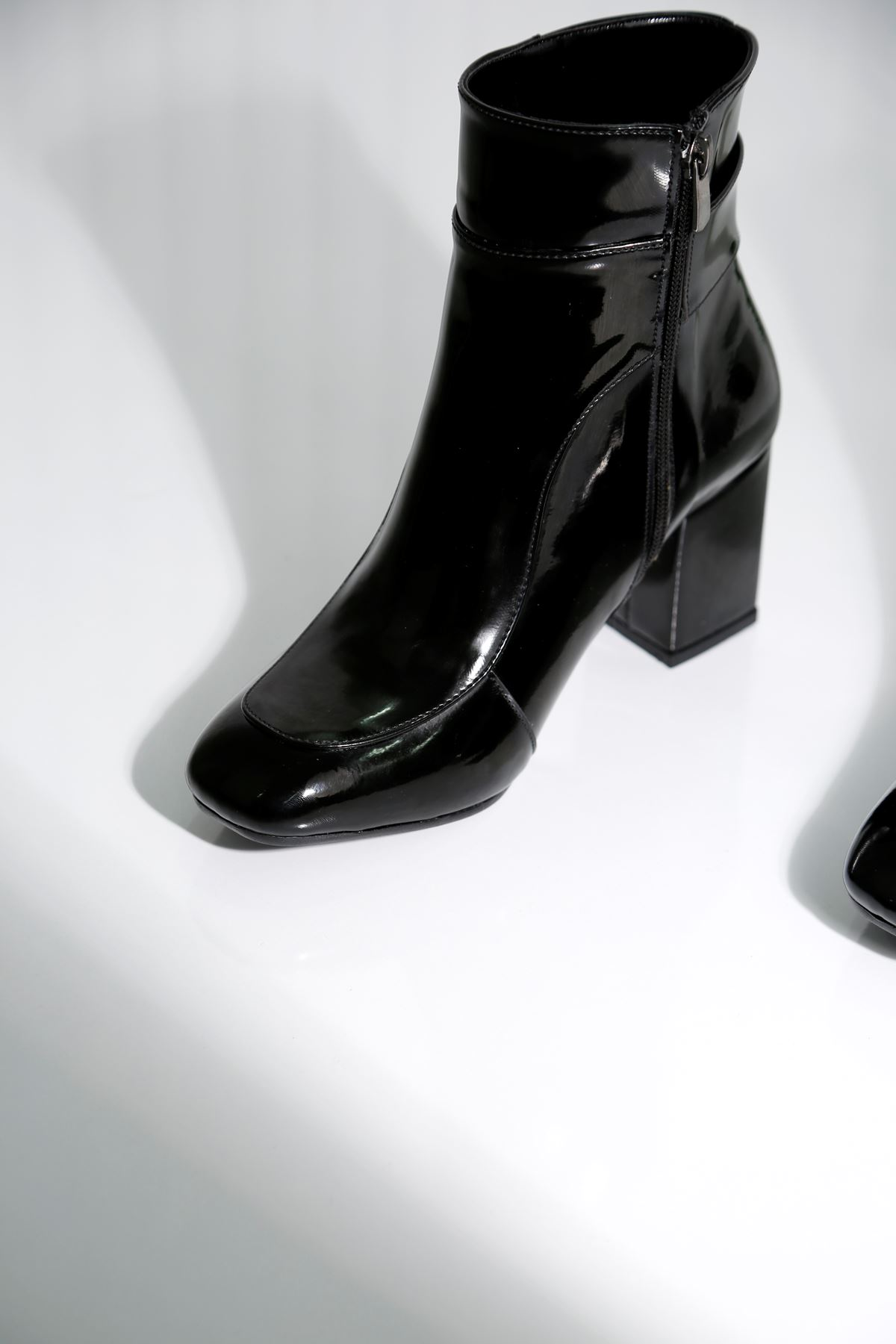 FREDDO Siyah Rugan Kadın Bot