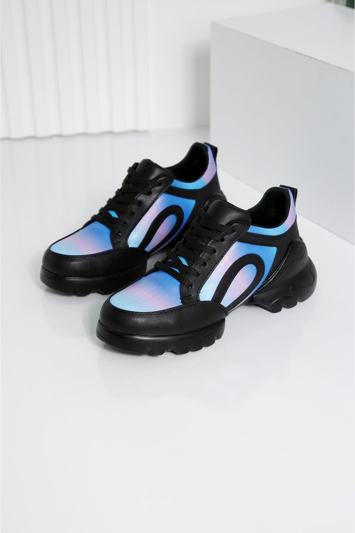 CHARİSMA Mavi Kadın Spor Ayakkabı