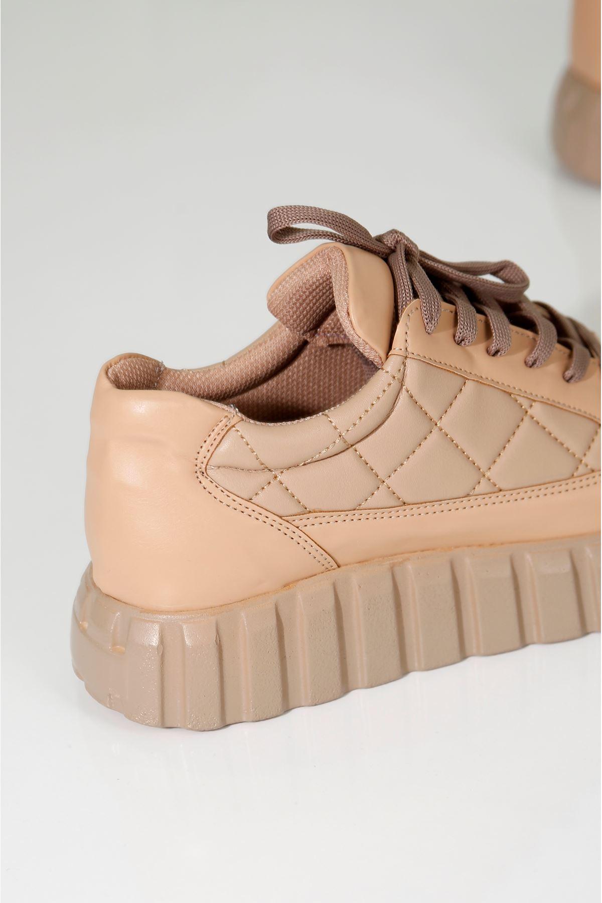 SOFT Nud Kadın Spor Ayakkabı