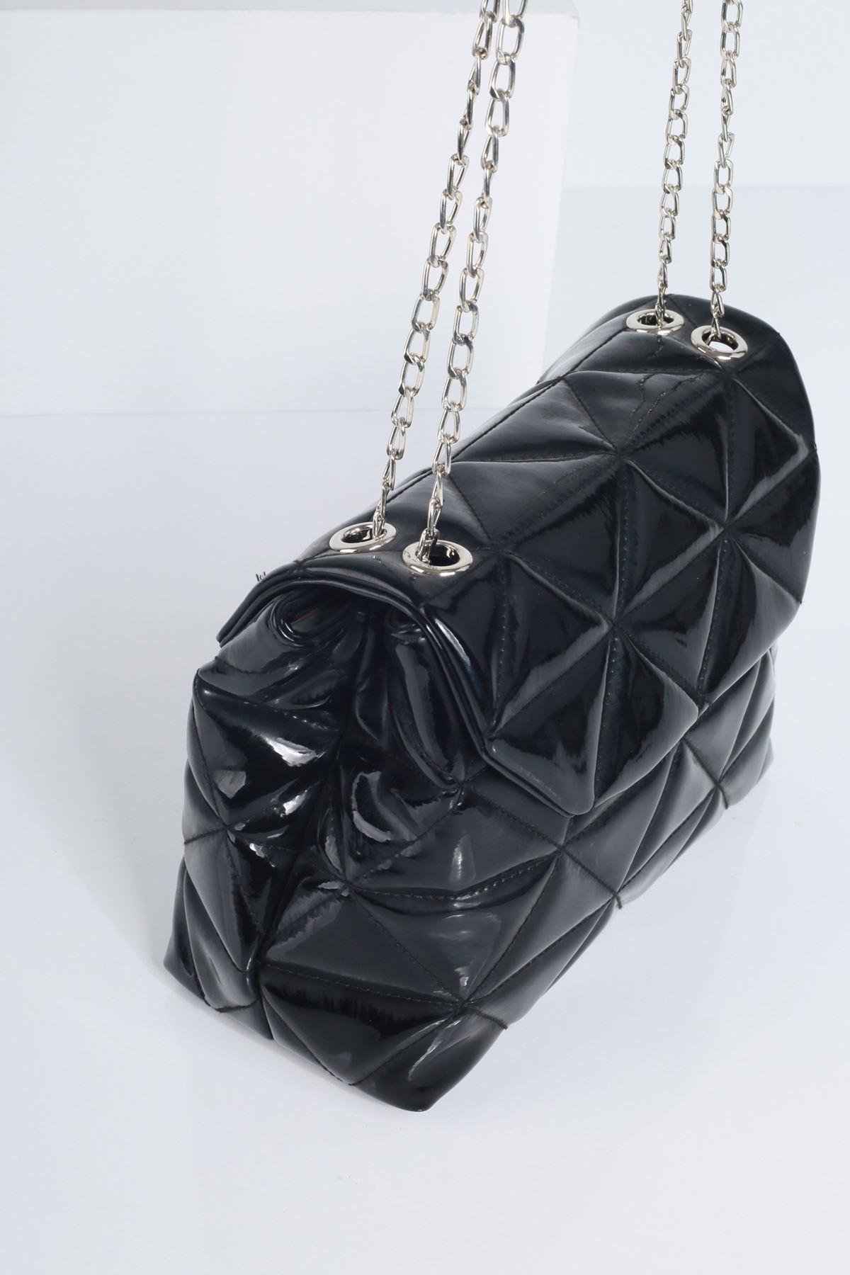 BIYDEN Siyah Rugan Kadın Çanta